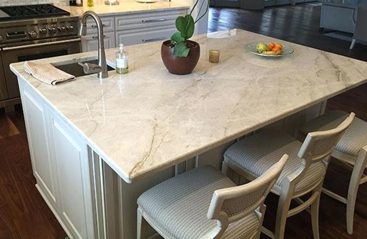 Tahitian Cream Quartzite