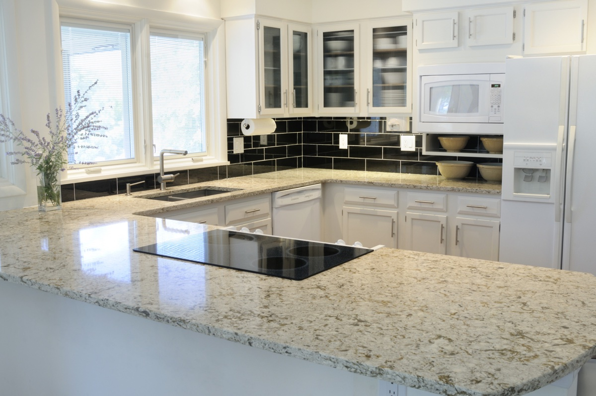 Buyers want granite and quartz